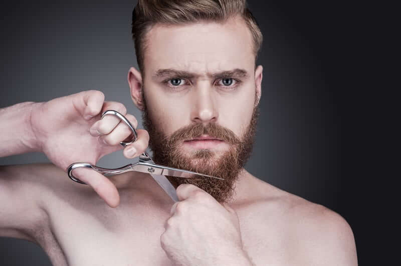 Surprising Beardstyling How To Trim A Beard Short Hairstyles Gunalazisus