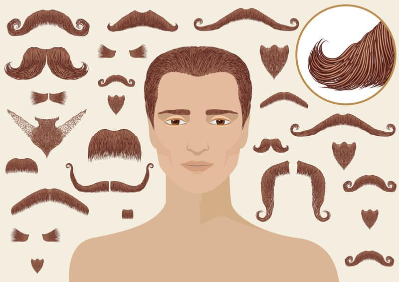 Astonishing Wearing It Well How To Trim A Mustache Short Hairstyles For Black Women Fulllsitofus