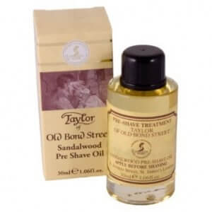 Taylor of Old Bond Street Sandalwood Pre-Shave Oil
