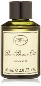Art of Shaving Pre Shave Oils