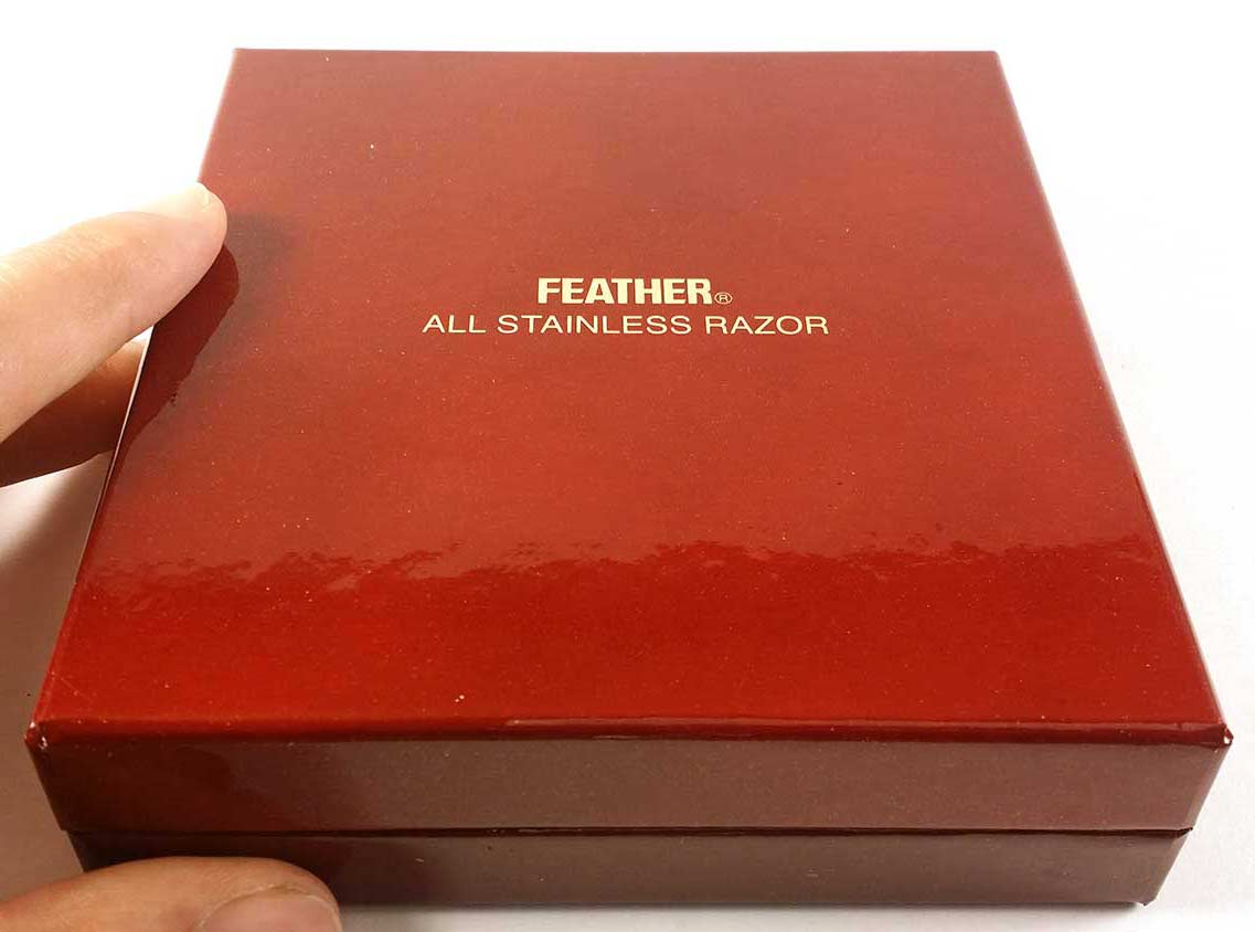 Feather-all-stainless-steel-closed-box