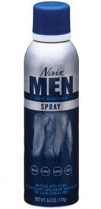 Nair Men's Hair Removal Spray