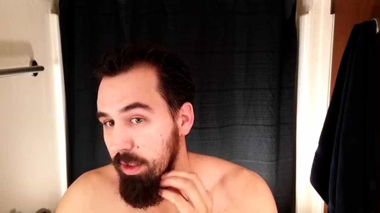How to Shave Your Cheek Line for a Beard!
