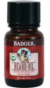 Badger Navigator Class Beard Conditioning Oil