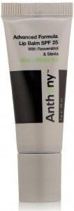 Anthony Mint and White Tea Lip Balm SPF 25