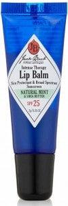 Jack Black Intense Therapy Lip Balm with SPF 25