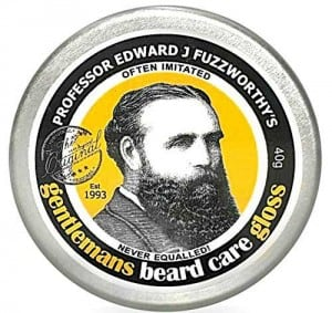 Professor Fuzzworthy's Beard Care Balm and Gloss Conditioner