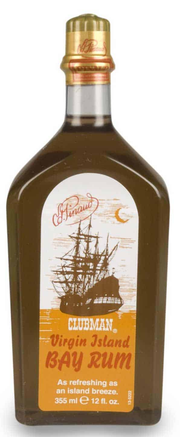 After shave bay rum