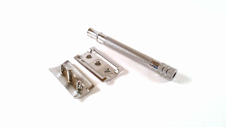 Merkur 180 three piece DE razor