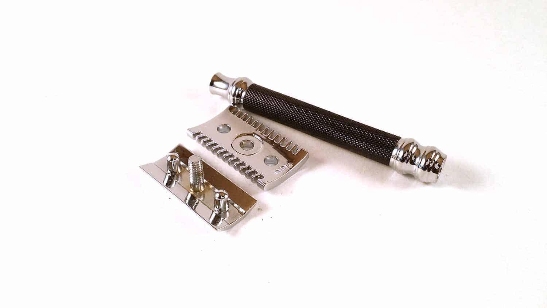 parker 26c three piece DE razor