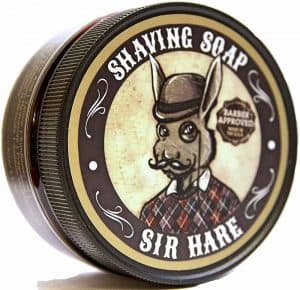 Sir Hare Shaving Soap