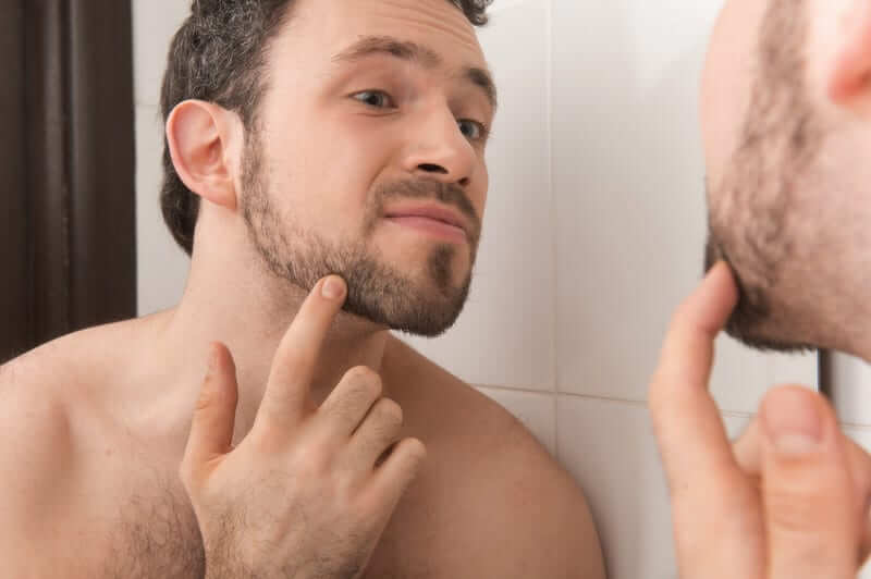 chinstrap beard