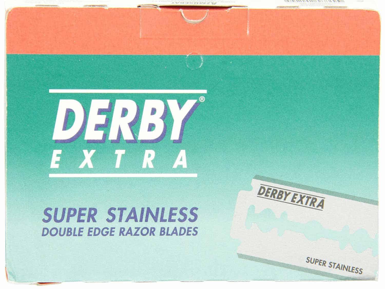 Derby Extra Double Razor Blades