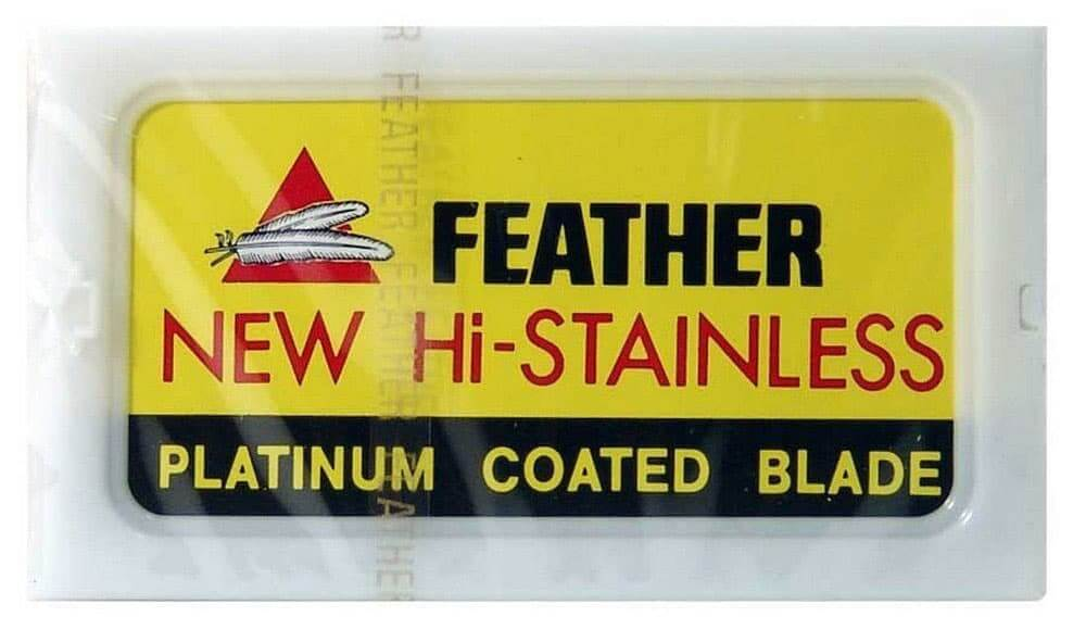 Feather Razor Blades Review - Best blade in the market!