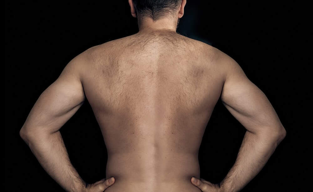 How to Shave Your Back