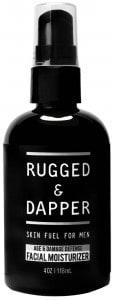 Rugged & Dapper Age + Damage Defense Facial Moisturizer