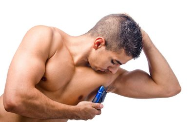 Should Guys Shave Their Armpits, Arm Hair, Chest Hair, Back Hair? (August 2018)