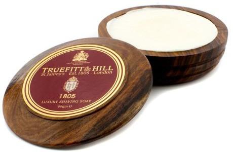 Truefitt & Hill 1805 Luxury Shaving Soap with Bowl