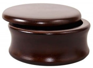 Parker Safety Razor Genuine Mango Wood Shaving Bowl