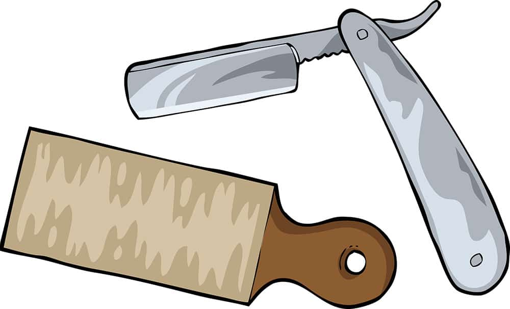 Be All The Man You Can: How to Sharpen A Straight Razor