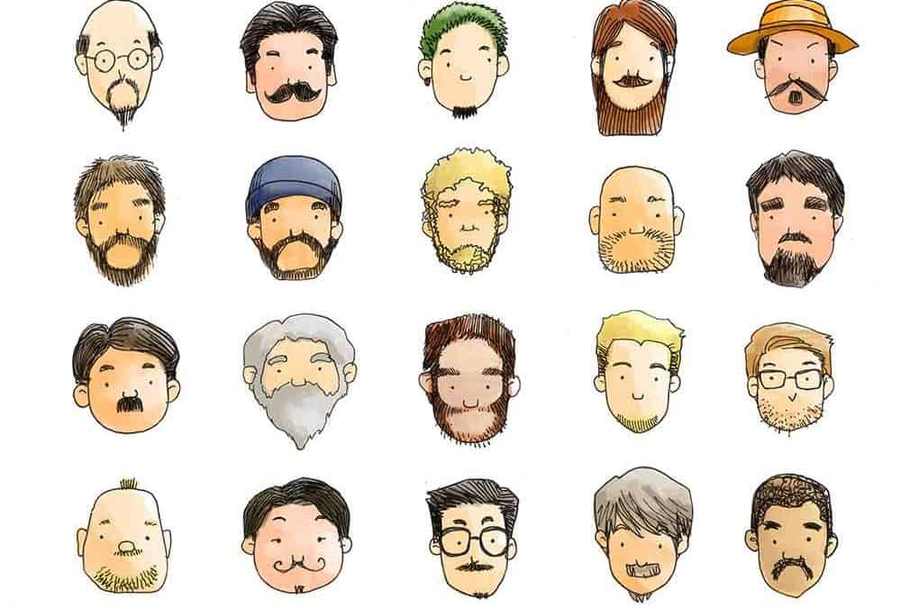 Wear It With Pride: The Absolute Best Beard Styles of 2016