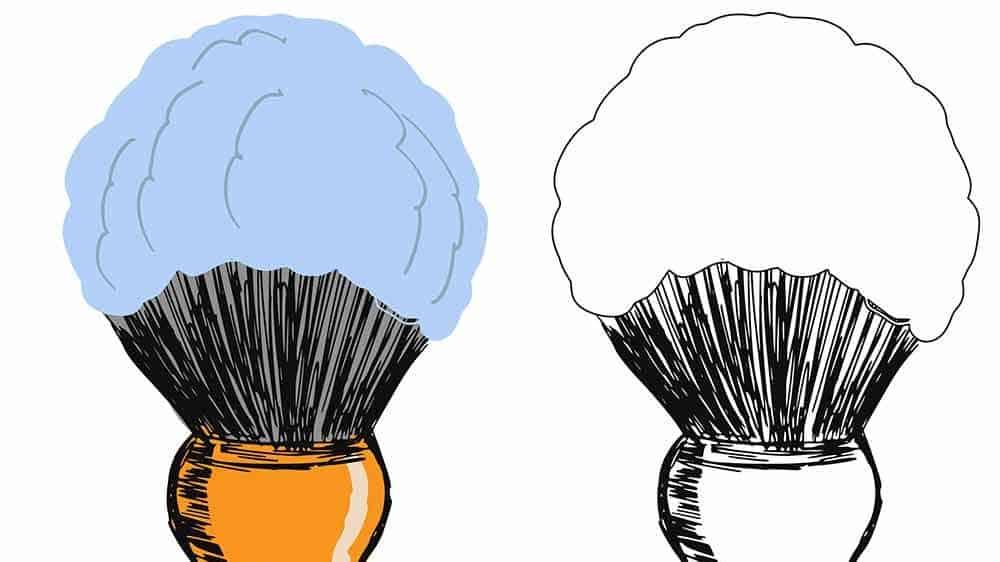 Shaving Soap vs Shaving Cream