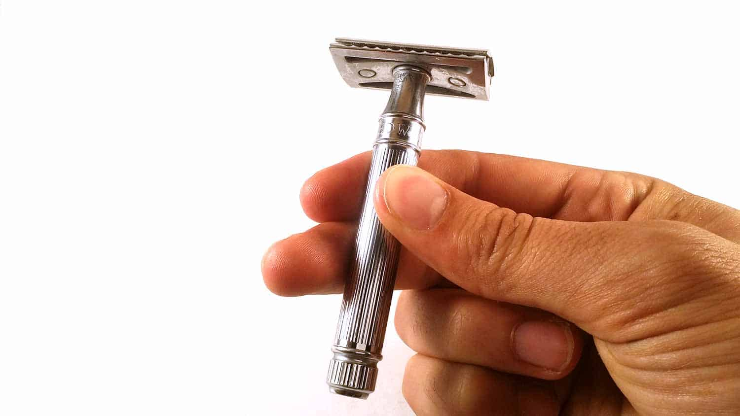 How to hold a safety razor –  Let's talk about the methods