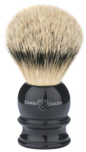 Edwin-Jagger-Large Silvertip shaving brush