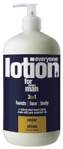 Everyone 3-in-1 Cedar and Citrus Lotion for Every Man