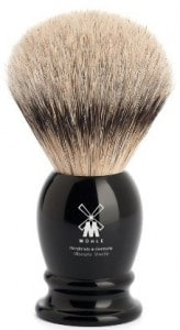 Muhle Silvertip shaving brush