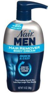 Nair Men Body Cream Hair Remover