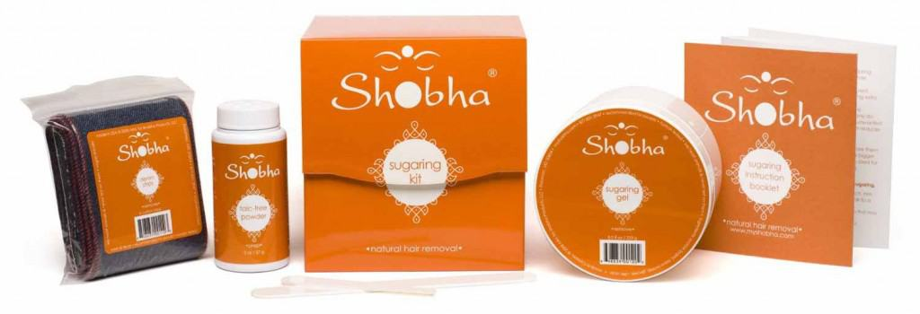 Shobha Sugaring Kit