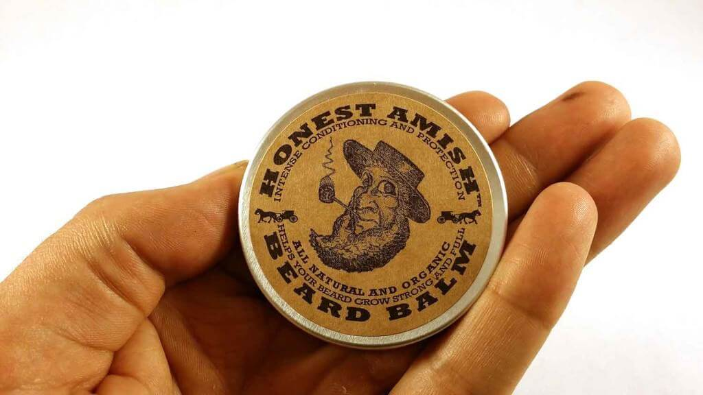 Honest Amish Beard Balm Review - Come Check it out! 2