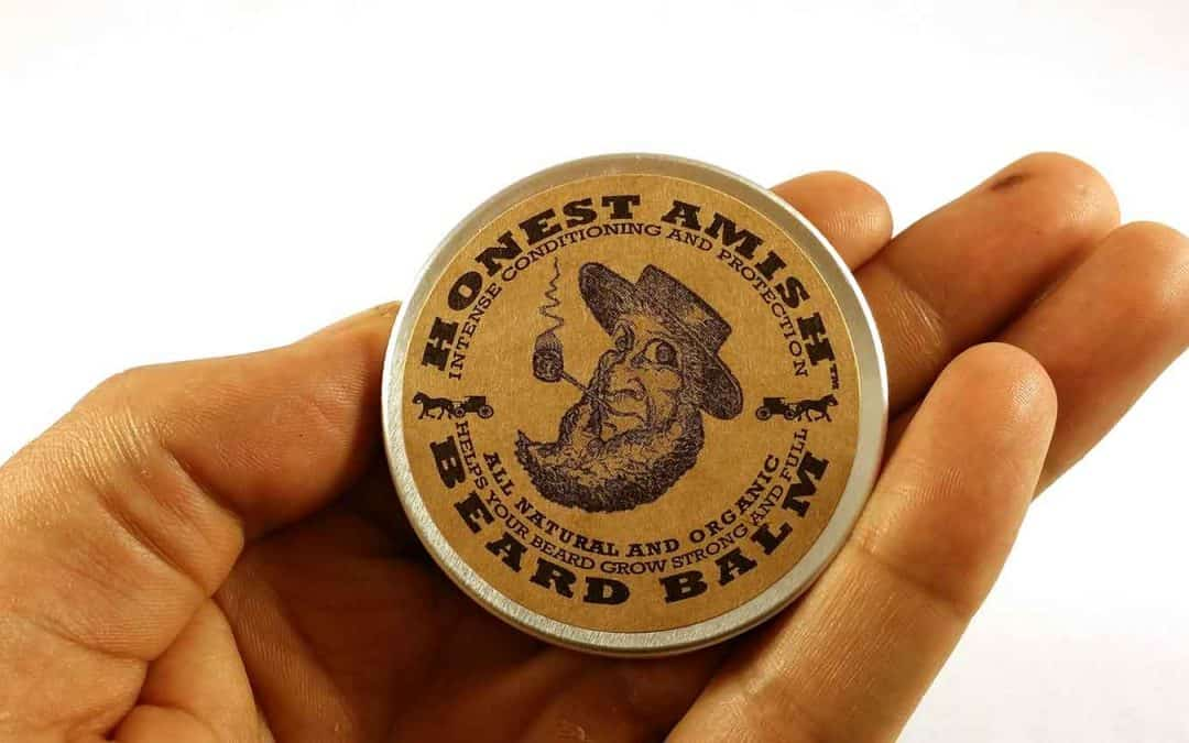 Honest Amish Beard Balm Review – Come Check it out!