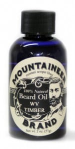 Mountaineer Brand Natural Beard Oil