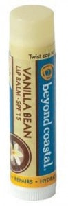 Beyond Coastal Vanilla Bean SPF 15 Active Lip Balm