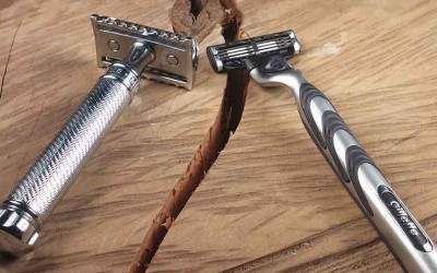Safety Razor vs. Cartridge: Don't Be a Slave to Marketing