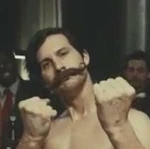The Handlebar Mustache