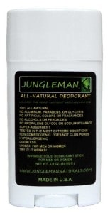 Jungleman All Natural Deodorant