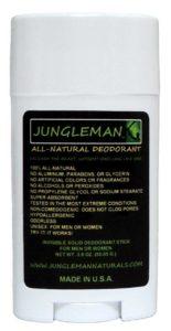 Jungleman All Natural Deodorant