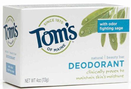 Tom's of Maine Moisturizing Bar Deodorant