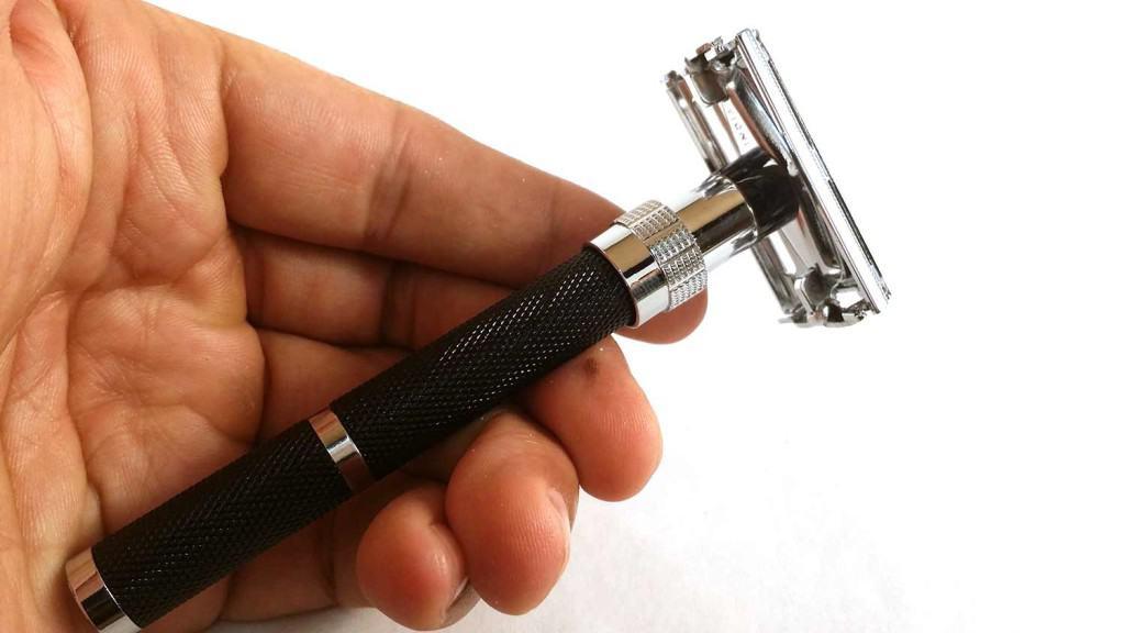 Parker 96R Black TTO DE razor