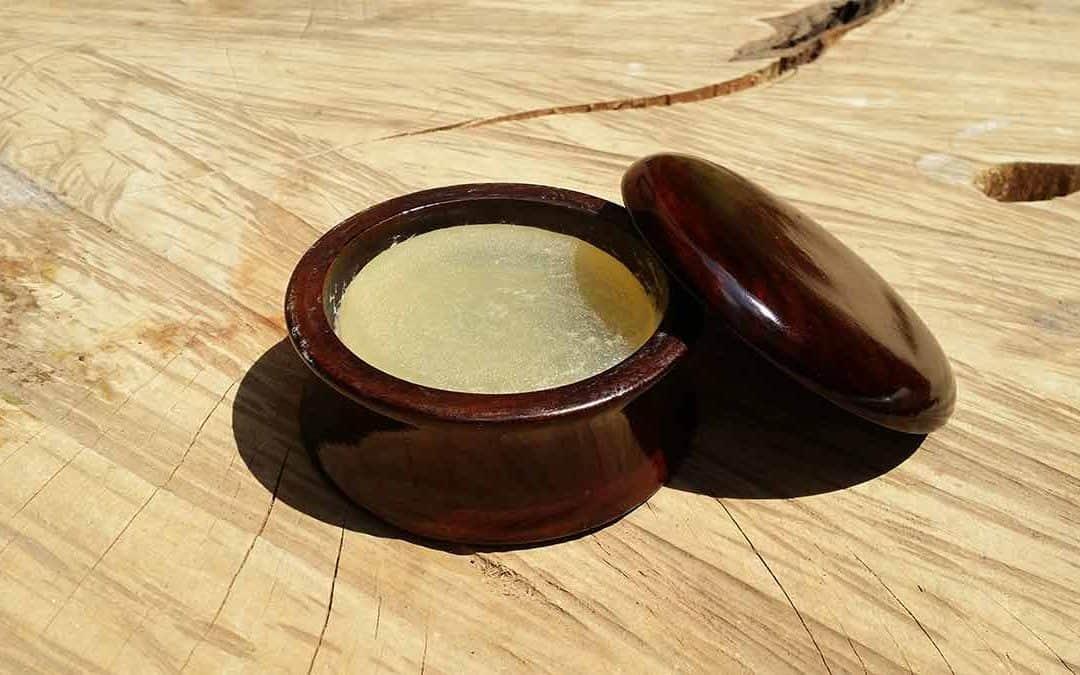 Parker Mango Wood Shaving Soap Bowl Review! An Elegant Soap Holder!