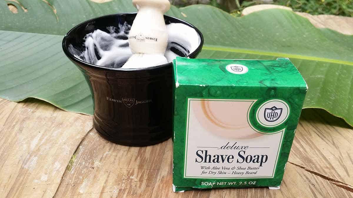 Van Der Hagen Shave Soap