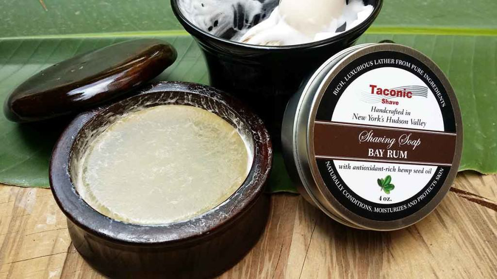 Taconic Shaving Soap Review