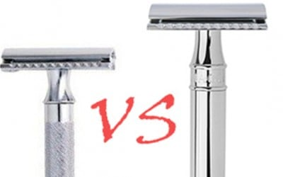 Edwin Jagger vs Merkur – Choose Your Weapon Wisely