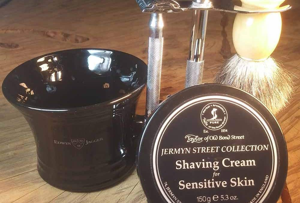 Shaving Supplies: Prim & Prep's Ultimate Shaving Kit