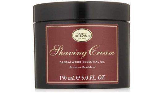 Art of Shaving, Shaving Cream