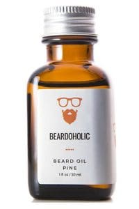 Beardaholic Natural Beard Oil