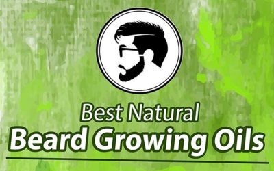 The Ultimate Guide to Beard Growing Oils (With Infographic!)